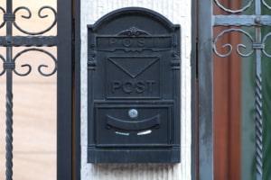 Briefkästen im antiken Look - eine Zierde für jedes Haus