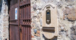Briefkasten mit Klingel - eine praktische Kombination