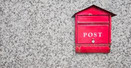 Den Briefkasten richtig anbringen - was ist dabei wichtig?