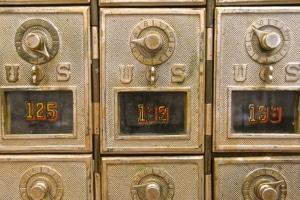Ist ein Briefkasten mit Zahlenschloss eine sichere Lösung?